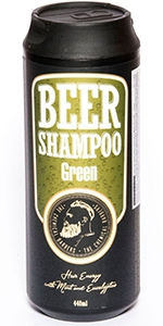 Chemical Barbers Berr Shampoo Green