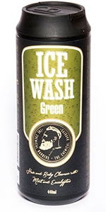 Chemical Barbers Ice Wash Green